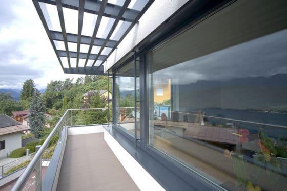 Árnyékolás nagy ablakfelületeknél
