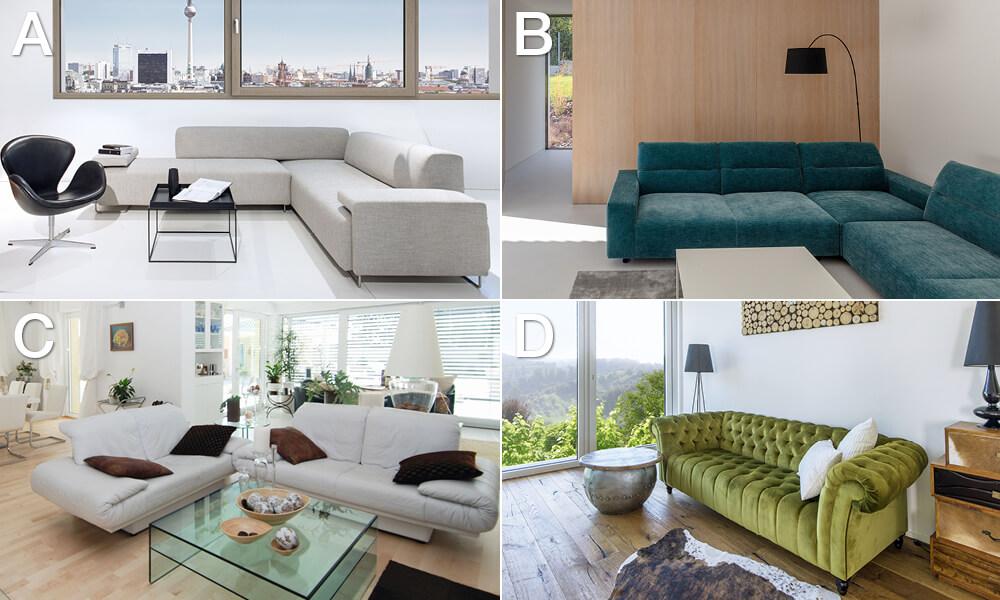 Milyen az Ön tökéletes kanapéja?