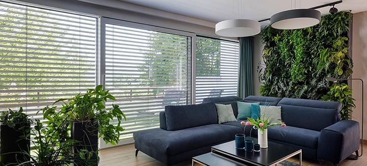Egy lakás átalakulása Internorm nyílászárókkal