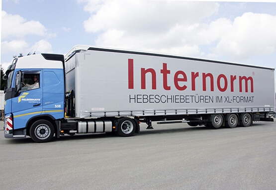 Internorm - most is működünk!